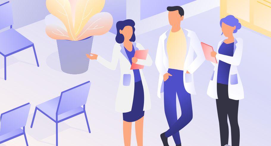 vidéoconsultation avec des médecins français