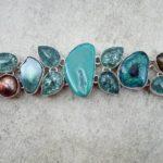 Le bijou turquoise stylé et authentique