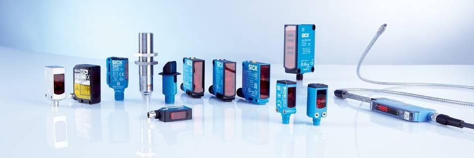 capteurs photoelectriques