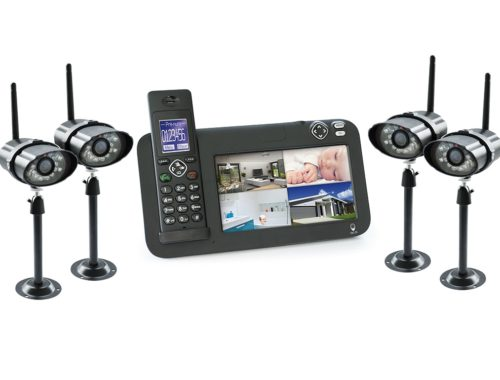 videosurveillance sans fil pas cher
